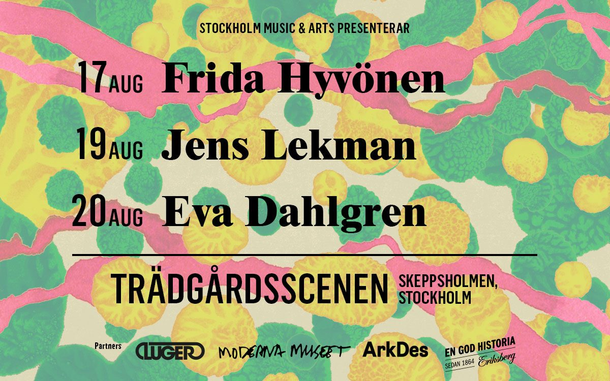 Festival Stockholm Music & Arts 2018