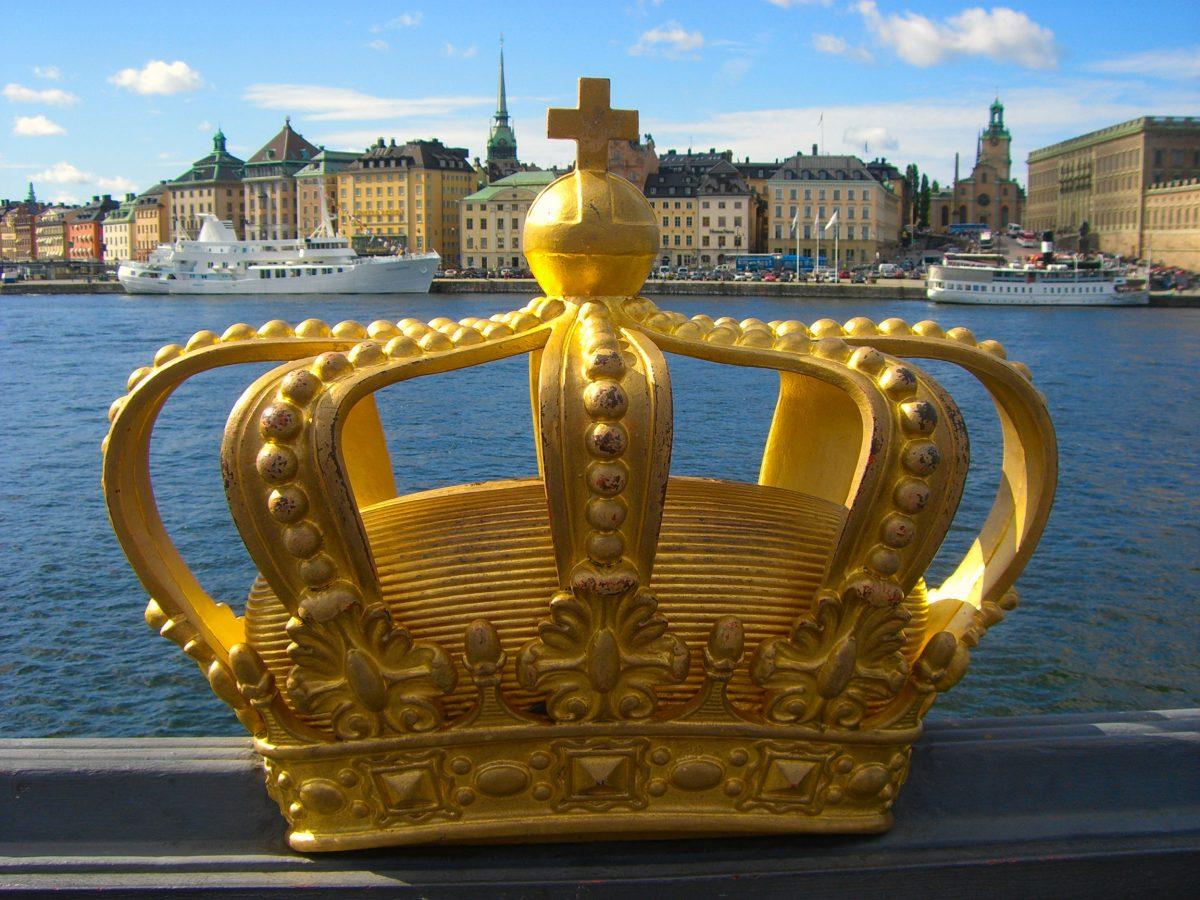 Vista desde el puente de las coronas de Skeppsholmen, Estocolmo <br> Foto: Israel Úbeda / sweetsweden.com