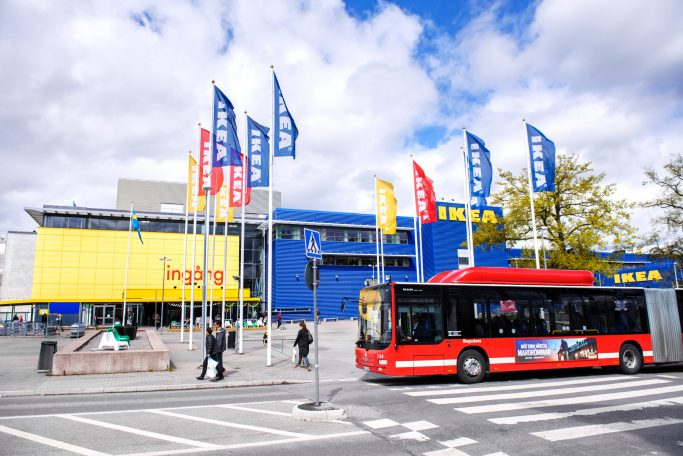 Compras en IKEA - Foto: Simon Paulin/imagebank.sweden.se
