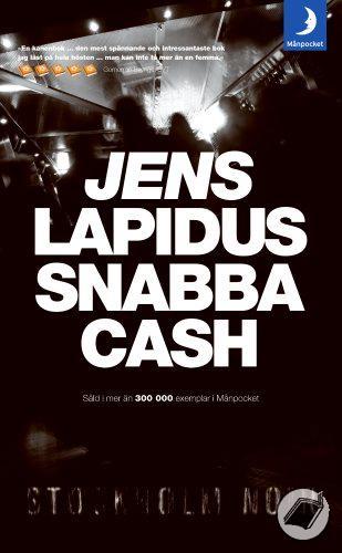 Portada del libro Snabba Cash en sueco