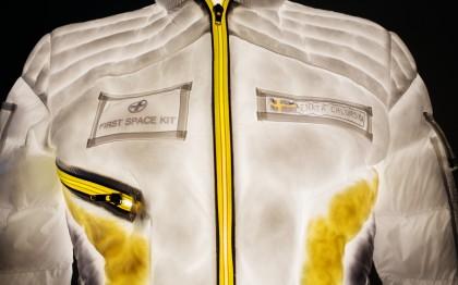 El primer traje de astronauta de Suecia, foto: Sofia Isabel / imagebank.sweden.com