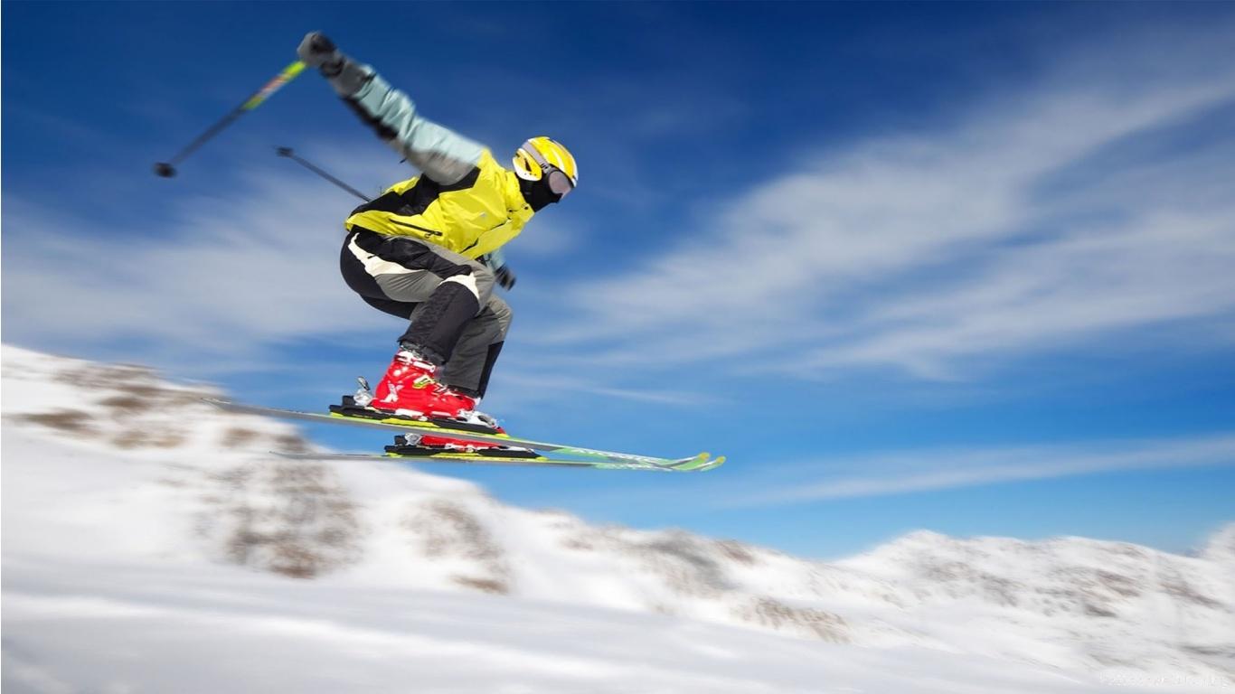 Esquiando en Storlien, Åre, Suecia