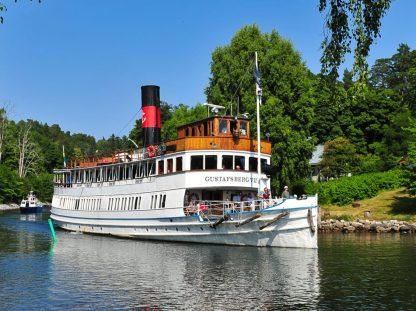 Excursiones en barco en Estocolmo en 2021