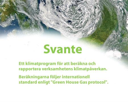 Svante, el programa climático para reducir las emisiones de las empresas