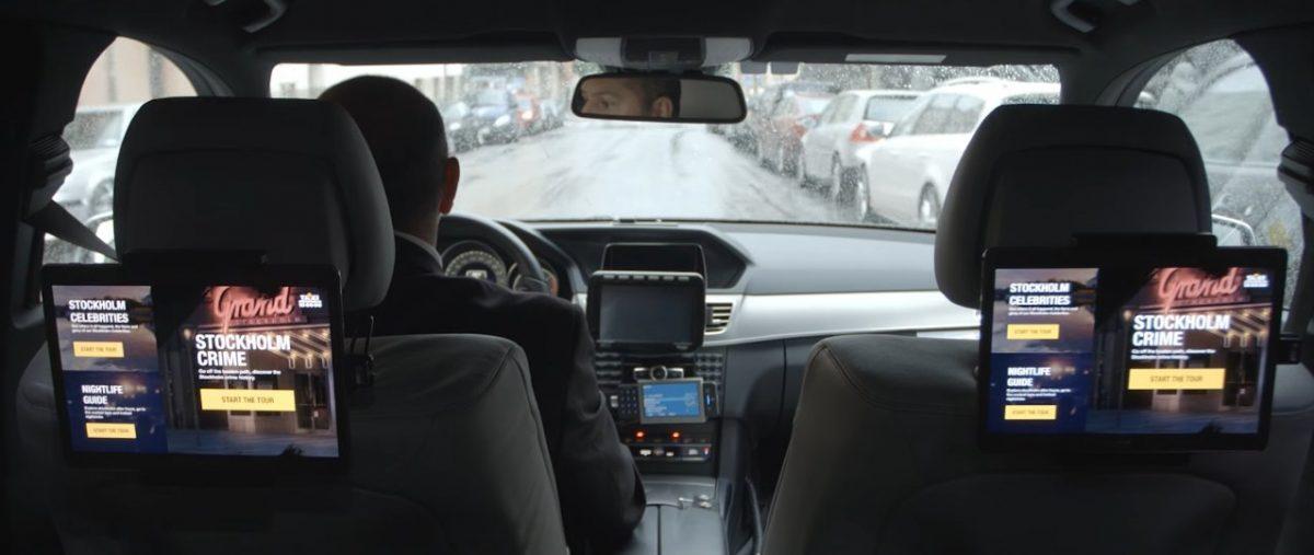 Taxi Stockholm ofrece la ruta turística en taxi Explore Stockholm