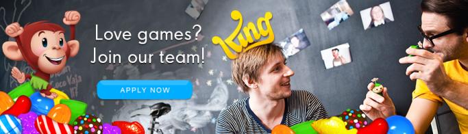 Trabajar en King.com - la mejor empresa sueca del momento
