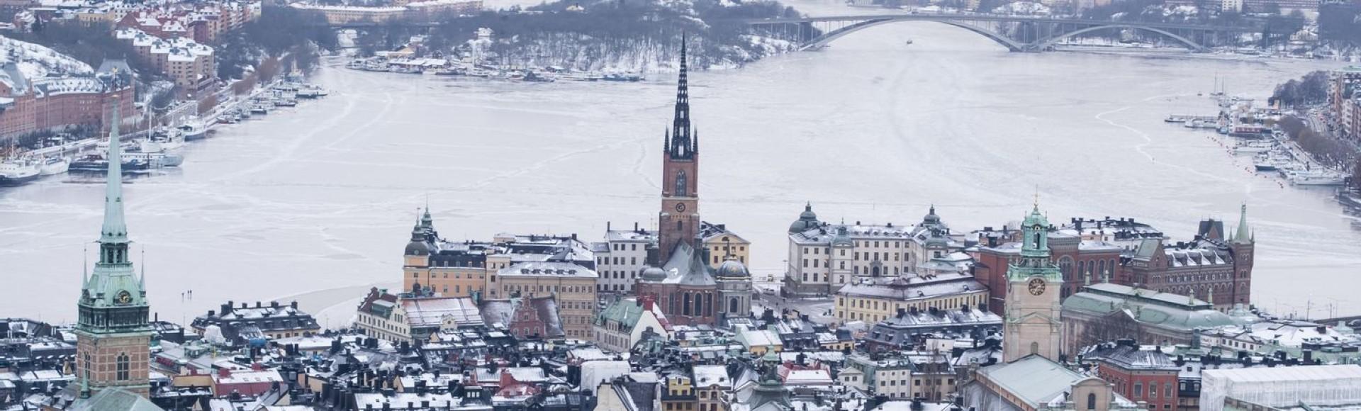 Ice Hockey & Cinnamon Buns in Stockholm