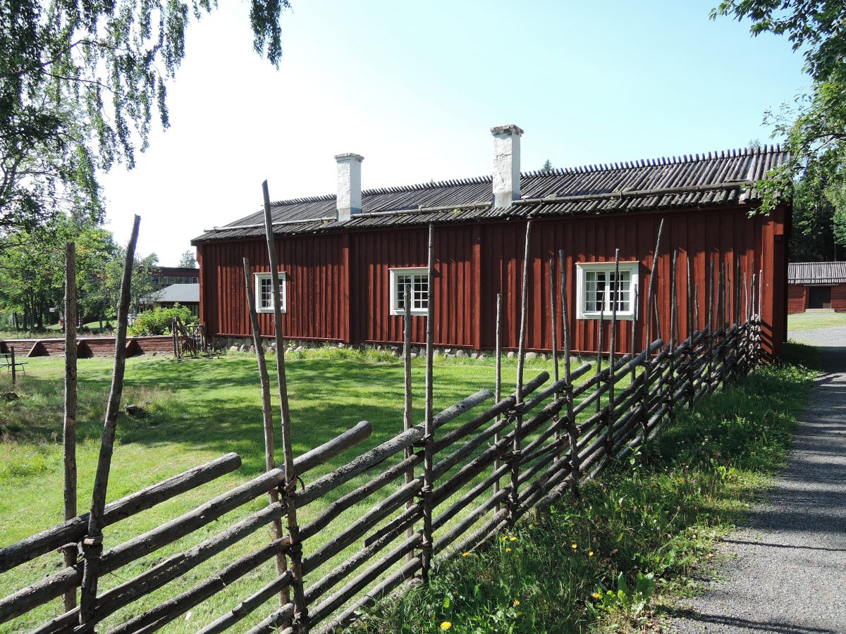 Museo de Västerbotten en Umeå