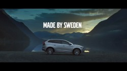 Anuncio Volvo - Made by Sweden
