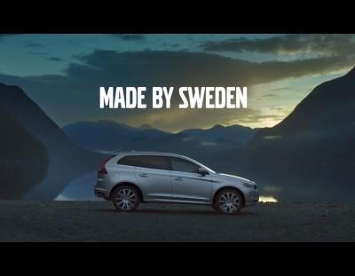 Suecia en invierno – un homenaje de Volvo